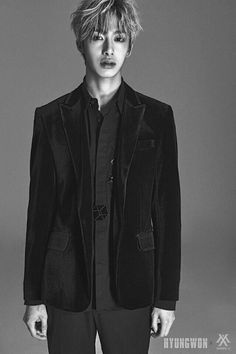 HYUNGWON [#MONSTA_X] 1510XX #MONSTAX NEW #HERO #HYUNGWON ! Here comes the 4th CONCEPT PHOTOS of MONSTA X, HYUNGWON !