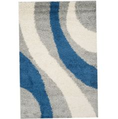 Area Rugs Grey And Blue Grey Rugs, Blue Area Rugs, Blue Grey, Contemporary, Decor, Blue Rugs, Decoration, Gray Carpet, Decorating