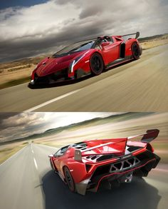 #LamborghiniVeneno Roadster! At a crazy $4.5 million... Is this the 'Most Expensive Car In The World'!? Click the image to find out...