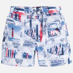 Street Swim: Da natação para a passerelle #Street #Swim: Da #natação para a #passerelle | #Fatobanho #Calção #banho #menino #desenho #estampado #mkids #saldos Swimsuits, Men's Swimwear, Floral Illustrations, Printed Shorts, Cute Babies, Surfing, Summer Outfits, Underwear, Sweatpants