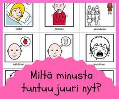 Tunnetaidot Speech Therapy, Mathematics, Behavior, Playing Cards, Teacher, Mindfulness, Activities, Education, Feelings