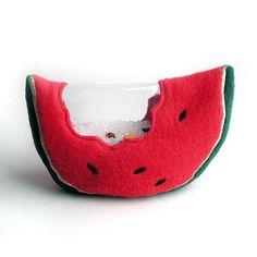 Watermelon I Spy Bag by One of ThoseGreathouseWomen, via Flickr