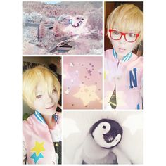 Nagisa aesthetic by Nagisa hazuki, free eternal summer, pink aesthetic Free Eternal Summer, Pink Aesthetic, Cosplay