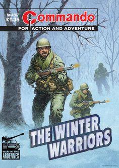 Commando Comics - Winter Warriors