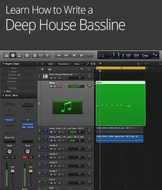 Deep house music—born in the club scene in Chicago in the late 80s—is most notable for its soul and jazz influence. Learn to create the deep house sound!