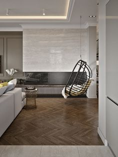 If you live in an apartment and are looking for some home decorating ideas to feel comfortable here, you're in the right place. We have compiled the m. Modern Apartment Design, Interior Design Living Room, Living Room Designs, Luxury Home Furniture, Home Decor Furniture, Furniture Design, Outdoor Furniture, Living Room Tv Unit, Living Room Decor