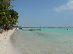 Honestly 'Boca Chica' isn't my favorite beach but it was beautiful and if you have young children the sheltered bay is perfect.