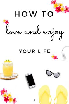 Learn to love and enjoy your life following those 7 simple steps. You can create the lifestyle of your dreams implementing small changes that will make you love your life everyday! Change Your Mindset, Success Mindset, Positive Mindset, Enjoy Your Life, Love Your Life, Life Is Good, Progress Not Perfection, To Strive, Positive Inspiration