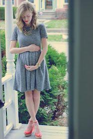 Gorgeous #maternity dress. Preparing for #baby? Visit www.nourishbaby.com.au