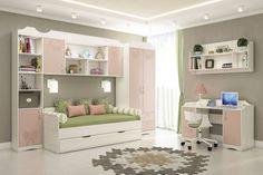 Модульная система Флауэ Розовый, - купить 1021 Модульная система Флауэ Розовый в интернет магазине STOLLINE
