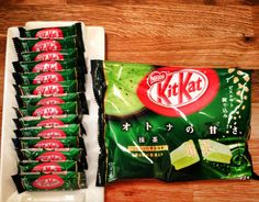 Matcha kit kat bars flew off the shelf. They made great stocking stuffers and conversation pieces. We look forward to having them again in the fall.