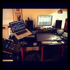 Production/DJ Setup