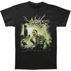 Cattle Decapitation Monolith Cover T-shirt