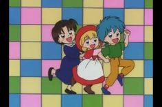 Akazukin chacha trio