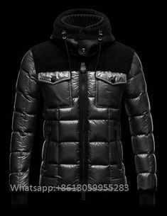MONCLER BRANSON MEN Hooded Down Jacket Coat Size 7 XL