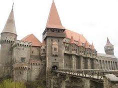 Romanian Castle Huniazilor, Hunedoara