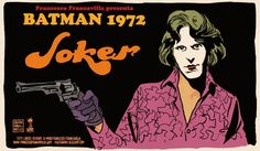 Comic book writer and artist Francesco Francavilla has created Batman 1972 (part two), an awesome series of illustrations that imagines Batman and Batman Book, Batman Art, Batman Comics, Dc Comics, Joker Batman, Real Batman, Batman Stuff, Comic Book Artists, Comic Books Art
