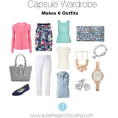A capsule wardrobe is a way to organize your wardrobe. Just imagine! With just 30 pieces of clothing you can create up to 950 outfits! Boutique San Francisco, Capsule Wardrobe Examples, Wardrobe Capsule, Core Wardrobe, Wardrobe Basics, Under Armour, Dressing, Classic Style Women, Womens Fashion For Work