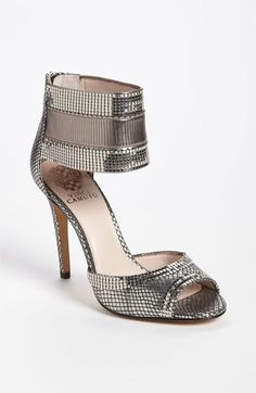 Perfect for my new dress! Offered in two colors.    Vince Camuto 'Latese' Sandal (Online Exclusive) available at #Nordstrom