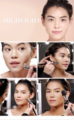 CONTOURING MAGIC: HOW TO CONTOUR YOUR ROUND-SHAPED FACE