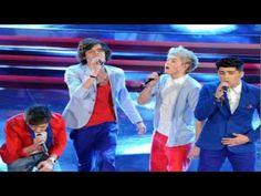 Presentación de One Direction en las Olimpiadas 2012