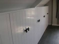 badkamer met schuin dak - Google zoeken