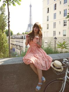 Parisian, wish this were me as well.....