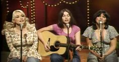 Dolly Parton, Linda Ronstadt, and Emmylou Harris Sing 'The Sweetest Gift' - Music Video