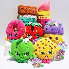 Nicky's Gift 7pcs Shopkins plush toy Mini Muffin doughnut lipsticks Chocolate Stuffed doll: Toys & Games https://www.amazon.com/Nickys-Gift-Shopkins-lipsticks-Chocolate/dp/B018TWC06C/ref=as_li_ss_tl?s=toys-and-games&ie=UTF8&qid=1468908980&sr=1-76&keywords=shopkins&refinements=p_36:1253562011&linkCode=ll1&tag=herbcoloclea-20&linkId=a62501be2488f6e94723f6e8d2d2f8d1