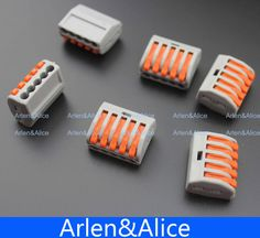20pcs PCT-215 5 Pin Universal compact wire wiring connector conductor terminal block with lever #electronicsprojects #electronicsdiy #electronicsgadgets #electronicsdisplay #electronicscircuit #electronicsengineering #electronicsdesign #electronicsorganization #electronicsworkbench #electronicsfor men #electronicshacks #electronicaelectronics #electronicsworkshop #appleelectronics #coolelectronics