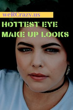 To consider yourself lit on a night out try these hottest eye makeups to count your day in the sun. Bronze Smokey Eye, Smokey Eyeliner, Brown Eyeliner, Eyeliner Looks, Teenage Makeup, Gel Liner, Dark Eyes, Makeup For Beginners, Eye Makeup Tips