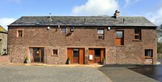 Red Hall Farm Holiday Cottages in Cumbria nr Wigton, Lake District Farm Holidays, Cumbria, Lake District, Cottages, Cabin, Luxury, House Styles, Outdoor Decor, Red