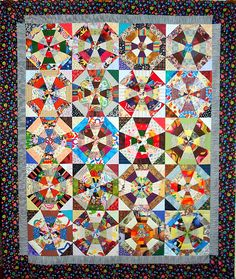 T-Circle Sightings | by Linda Rotz Miller Quilts & Quilt Tops
