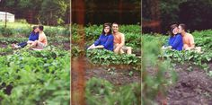kansas garden engagement photos simple splendor photography