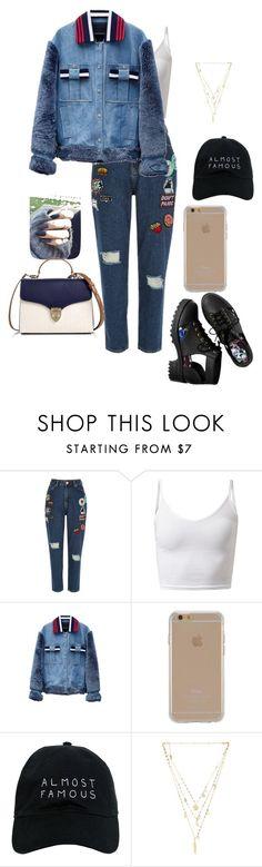 """Untitled #667"" by byungjjk ❤ liked on Polyvore featuring River Island, H&M, Jamie Wei Huang, Agent 18, Nasaseasons, Ettika and Aspinal of London"
