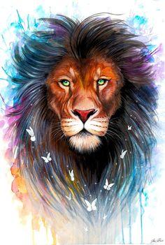 art lion lion ideas baby lions male lion lion facts lion print lion cat inspirational lion quotes pictures of lions Animal Paintings, Animal Drawings, Art Drawings, Murciano Art, Lion Painting, Lion Wallpaper, Prophetic Art, Lion Of Judah, Lion Art