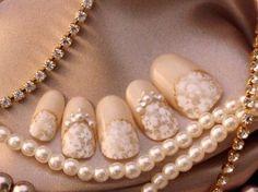 ブライダルネイルは前日予約がポイント!結婚式ネイルパーフェクトマニュアル♡   BLESS【ブレス】 プレ花嫁の結婚式準備をもっと自由に、もっと楽しく