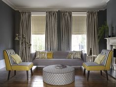 7 Accomplished Cool Tricks: Light Grey Blinds blinds for windows Kitchen Blinds modern blinds apartment therapy. Indoor Blinds, Patio Blinds, Diy Blinds, Bamboo Blinds, Fabric Blinds, Curtains With Blinds, Privacy Blinds, Sheer Blinds, Blinds Ideas