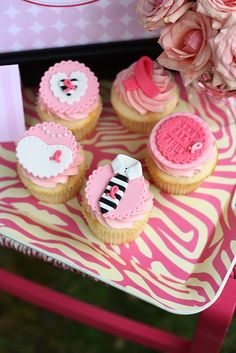 Breast Cancer Awareness Party - Kara's Party Ideas