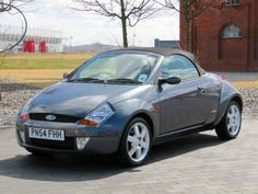 2004 54 FORD STREET KA STREETKA LUXURY CONVERTIBLE CABRIOLET * 59000 miles & FSH £1999 www.thecarwarehouse.co.uk