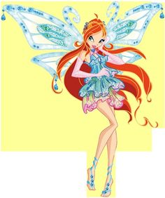 Winx Club as Mermaids | Winx Club