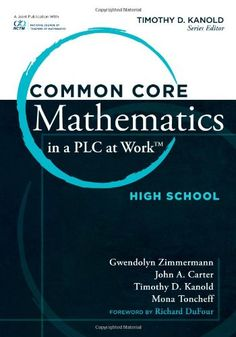 Download Common Core Mathematics in a PLC at Work High School ebook free by Array in pdf/epub/mobi