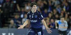 Hand - D1 (H) - Montpellier : Huit mois d'arrêt pour Diego Simonet