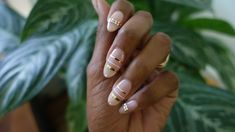 My latest manicure by Rounge NYC