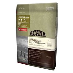 Acana Pork  Butternut Squash Dry Dog Food 25 Pound Bag ** You can get additional details at the image link. (This is an affiliate link and I receive a commission for the sales)