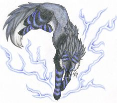 The Blue Squall by CaptainMorwen