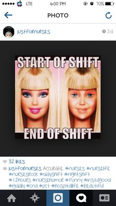 That's what 12 hrs of night shift will do to you lol #nursing #nightshift
