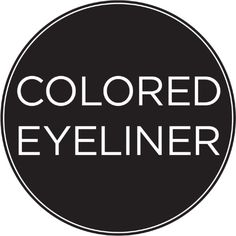 Colored Eyeliner Text ❤ liked on Polyvore featuring text, words, quotes, other, articles, filler, magazine, phrase and saying