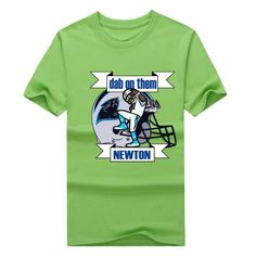 Cam Newton helmet logo dab on them t-shirt (FREE SHIPPING) - More Things For You