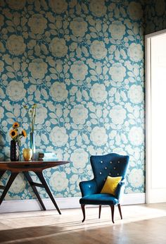 Folia wallpaper
